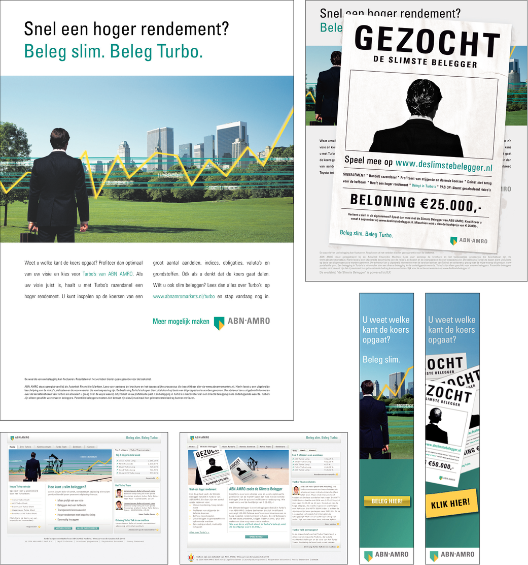 ABN AMRO Turbo-campagne
