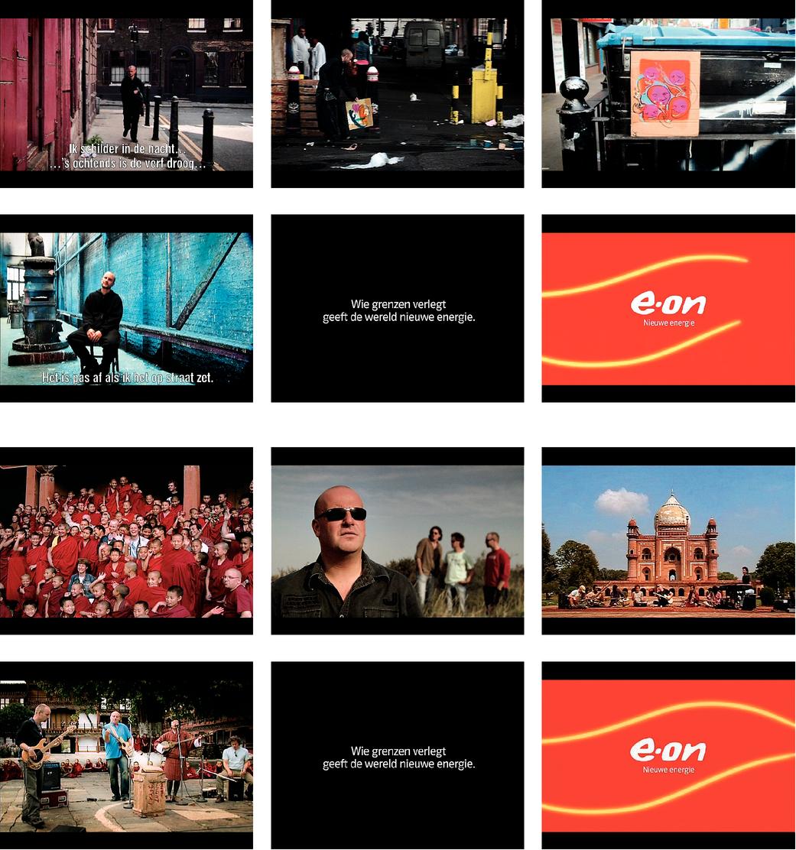 E.ON Brand campaign