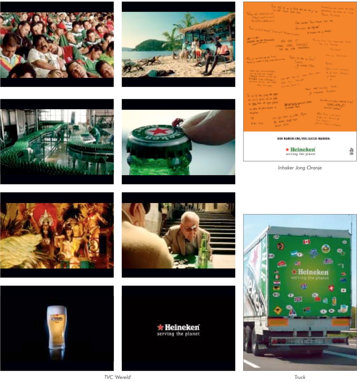 Heineken. Serving the planet