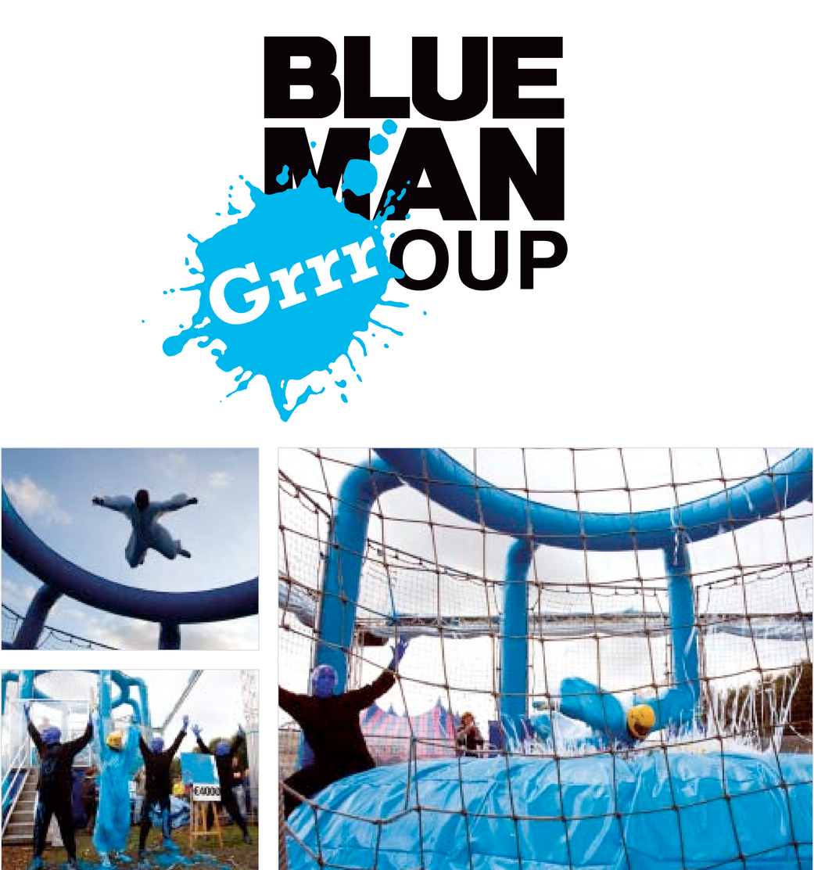 Blue Man Grrroup