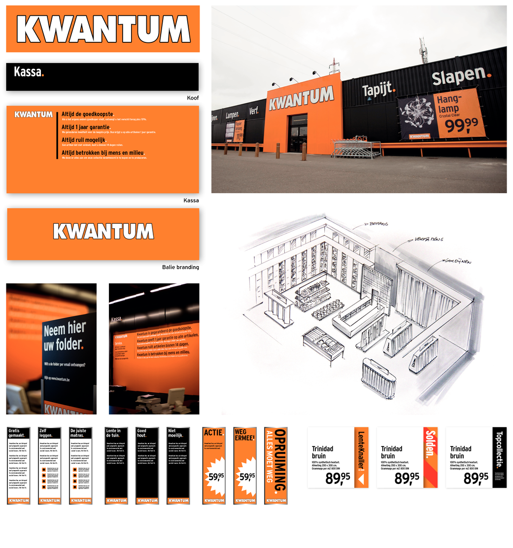 KWANTUM RESTYLING WINKELCONCEPT