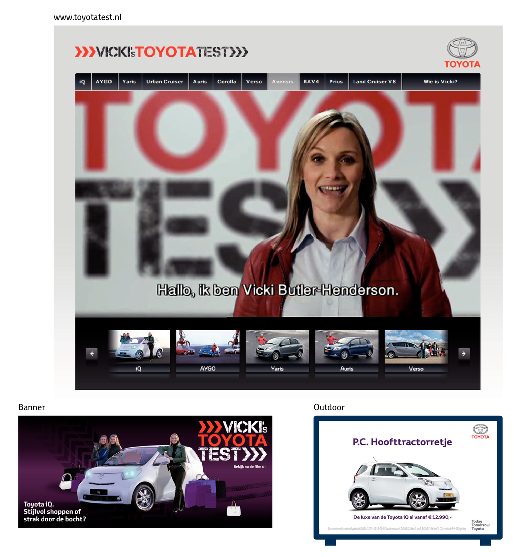 CAMPAGNE TOYOTA