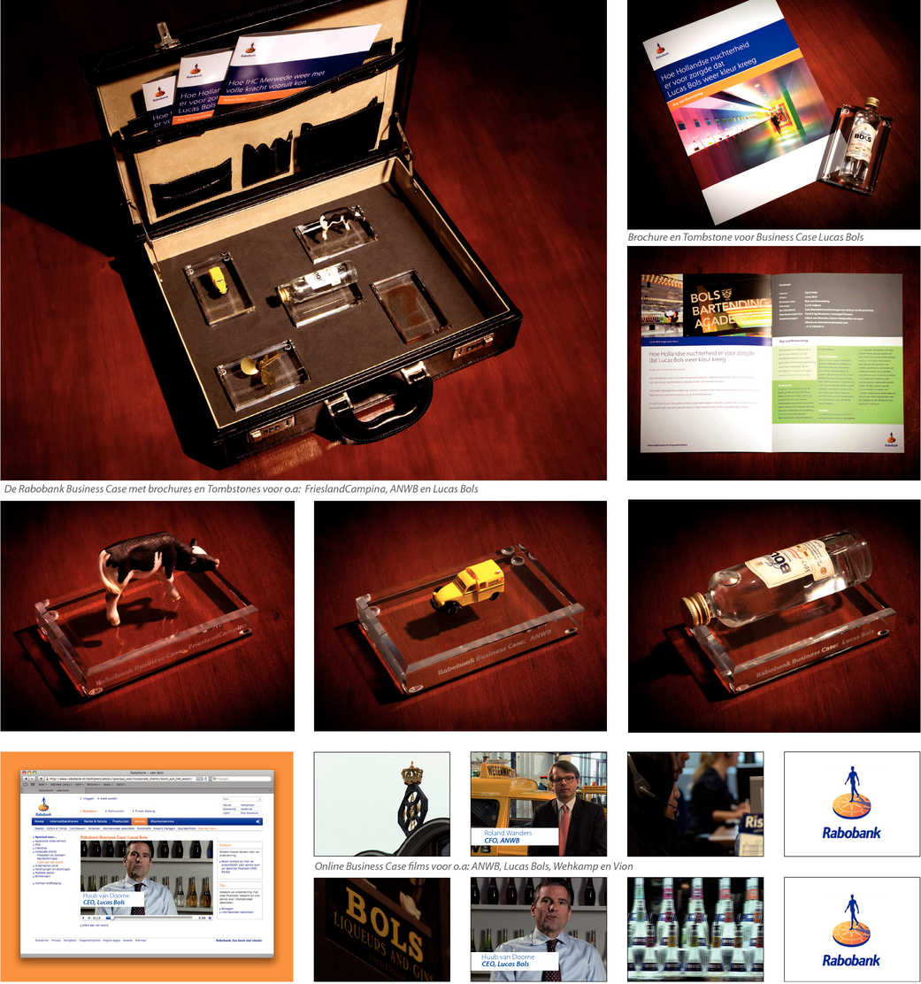 RABOBANK BUSINESS CASE CAMPAGNE