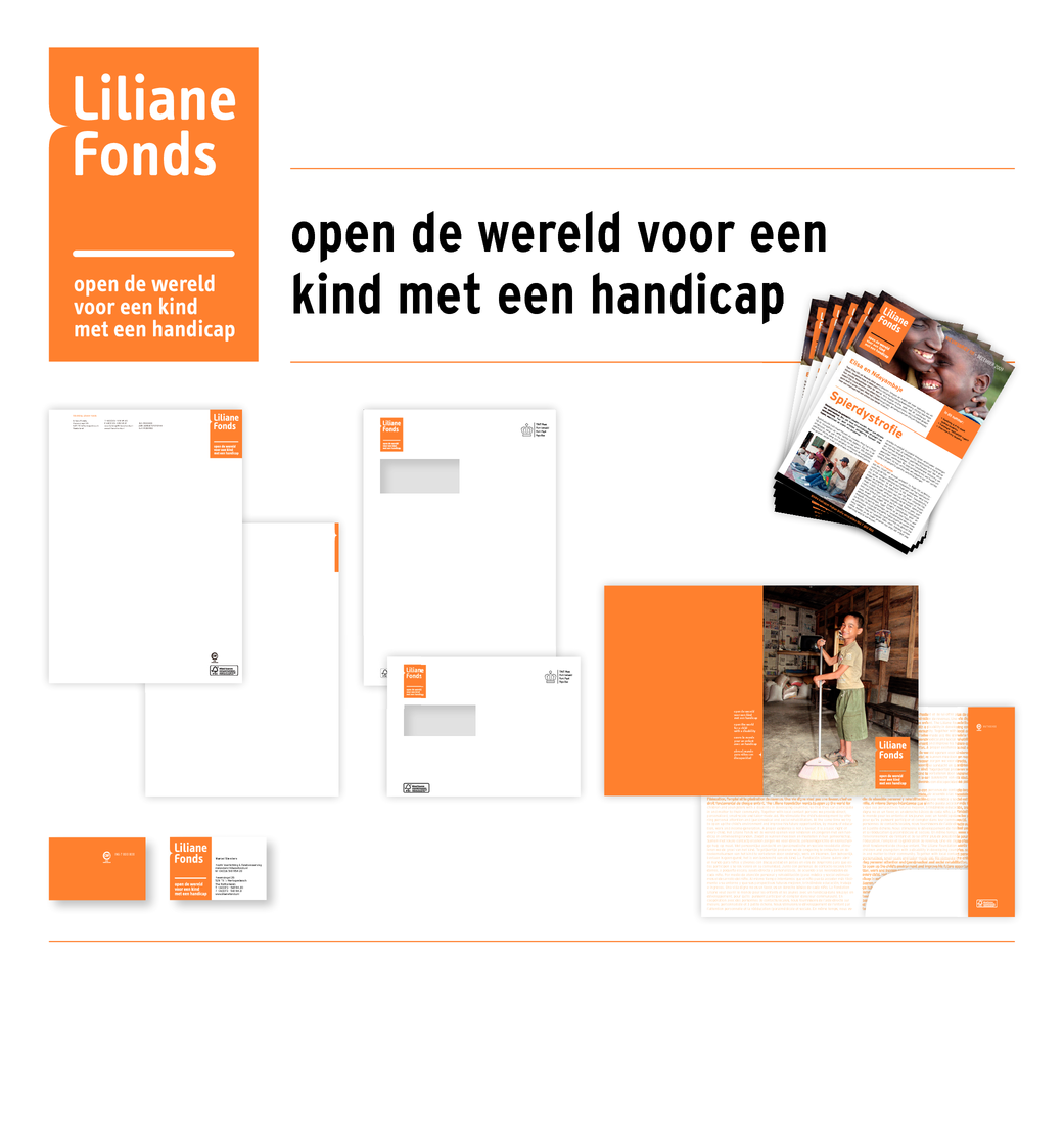 AANPASSING CORPORATE IDENTITY LILIANE FONDS