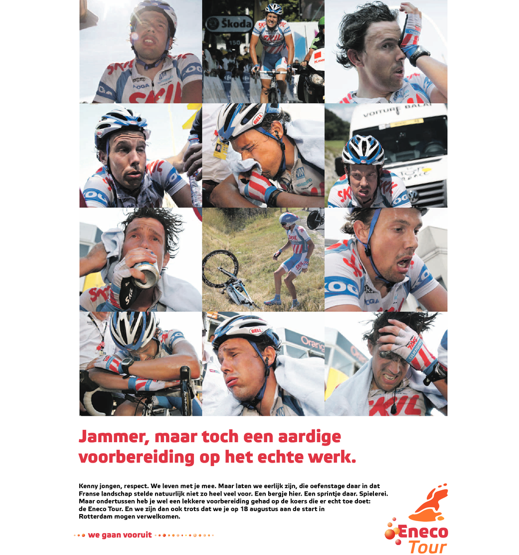 ENECO INHAKER TOUR DE FRANCE