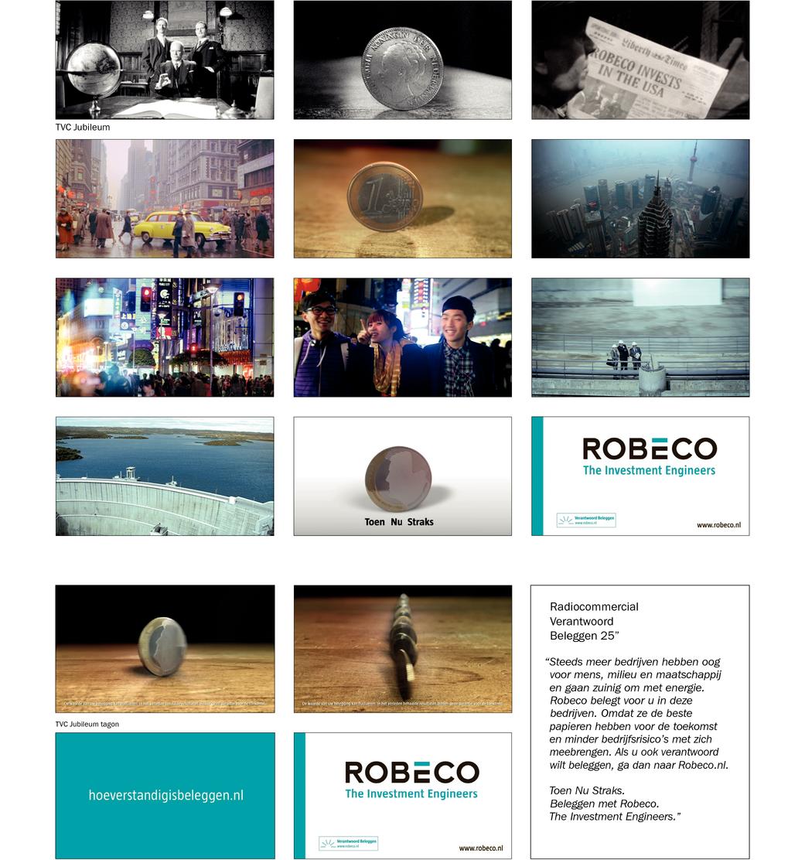 Robeco 80 jaar campagne