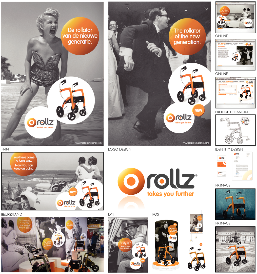 Rollz takes you further