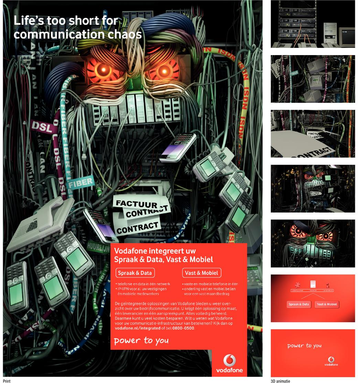 Vodafone Integrated Communications