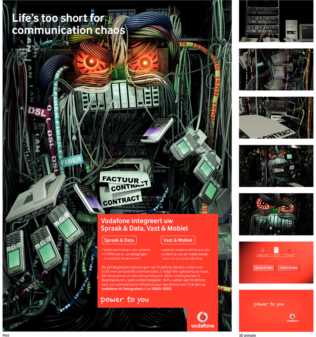 Vodafone Integrated Communications