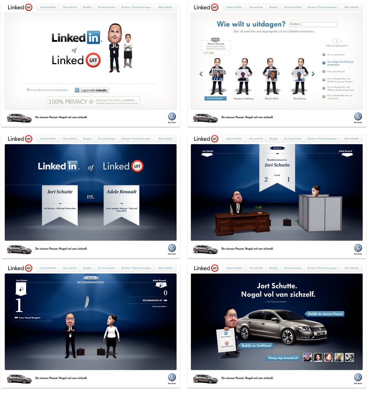 Passat LinkedUit
