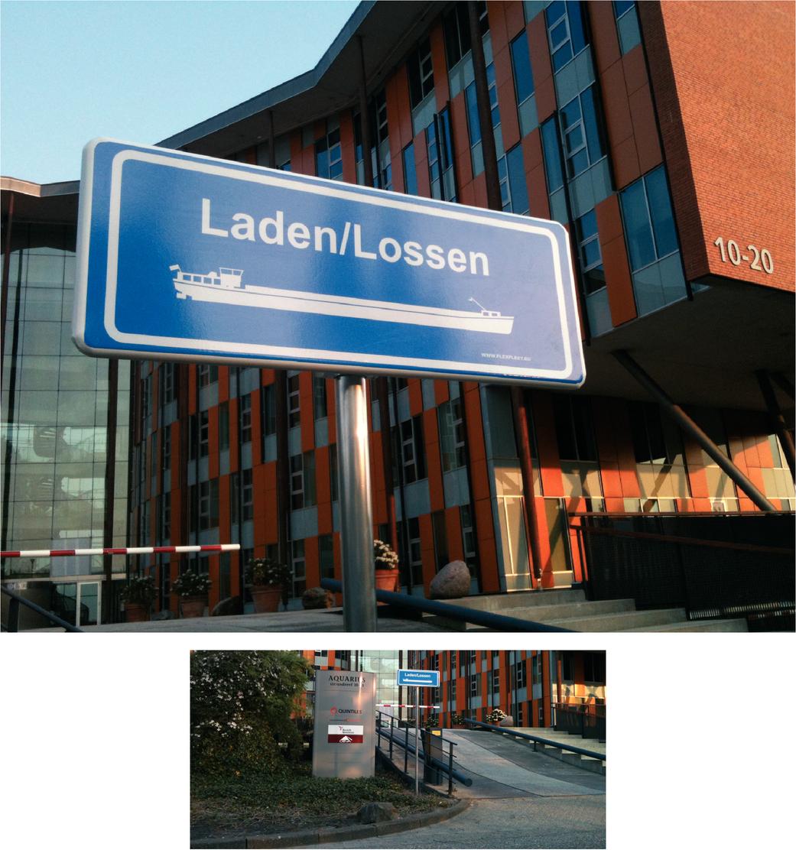 Laden/Lossen