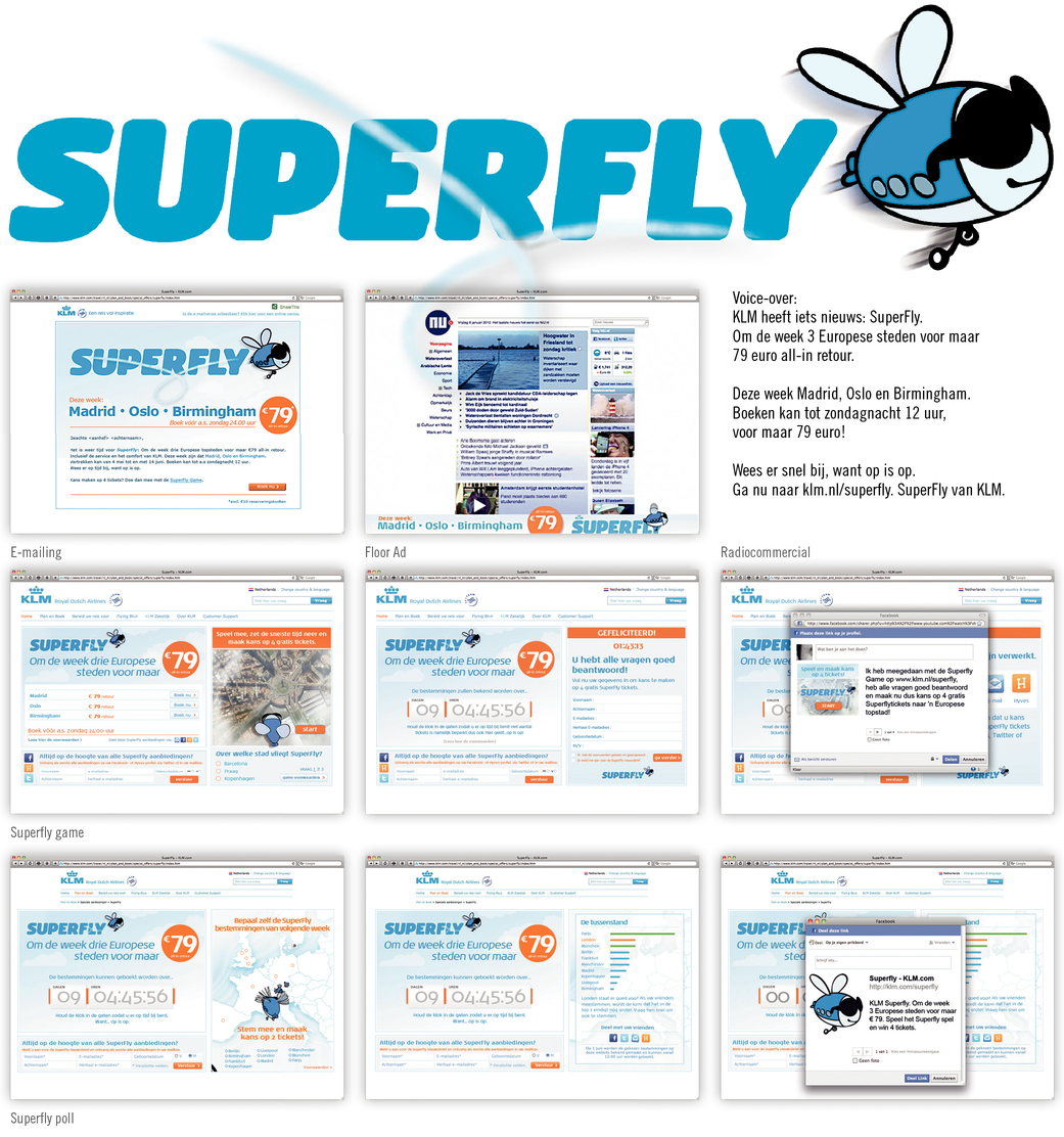 KLM Superfly