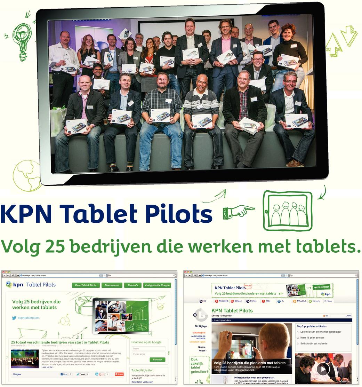 KPN Tablet Pilots