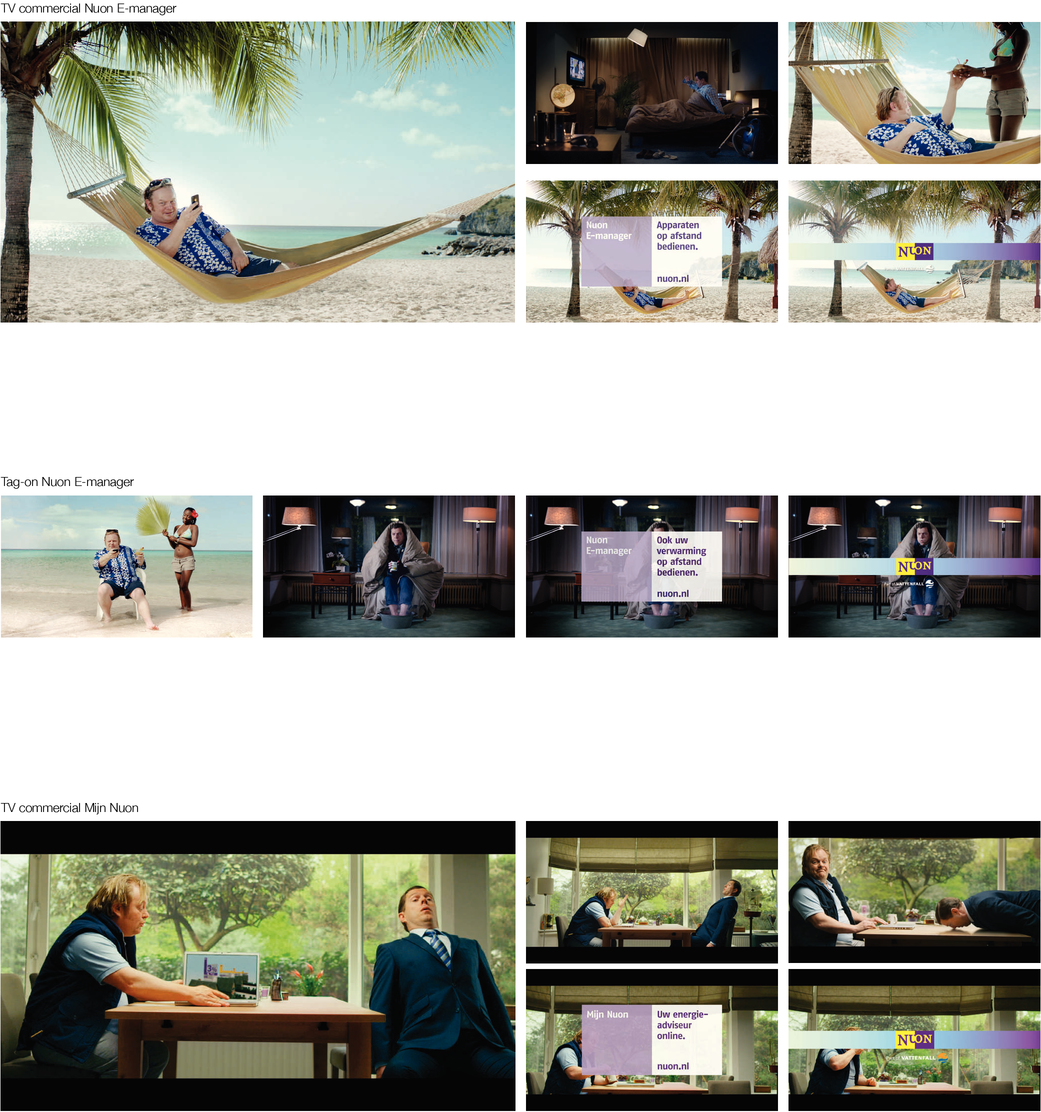 Nuon overall campagne