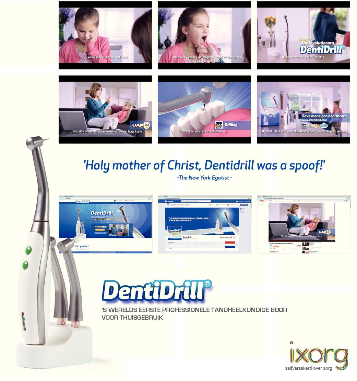 Dentidrill
