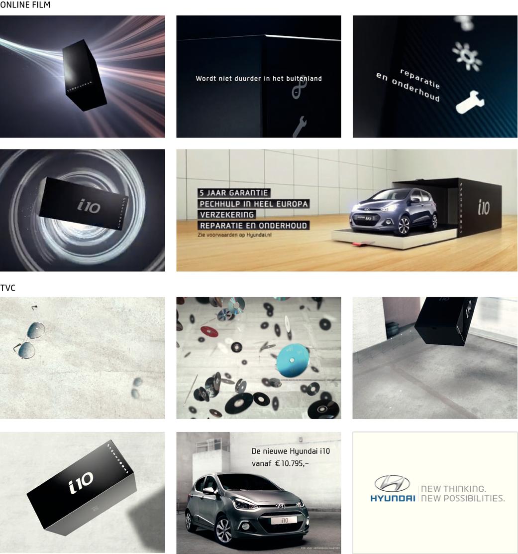 Het alles-in-1 abonnement op de Hyundai i10.