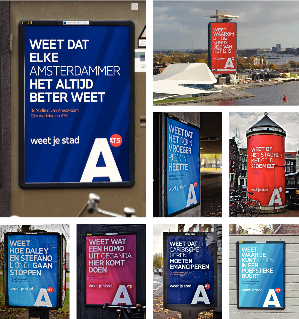 AT5 - Weet je stad.