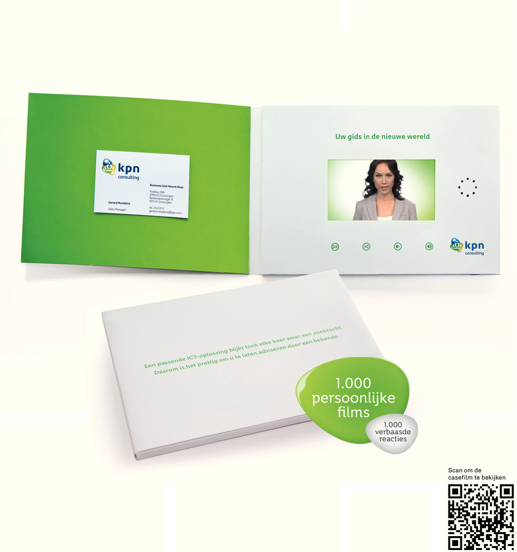 Direct mail meets digital