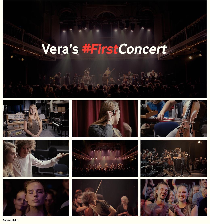 Vera's #First Concert