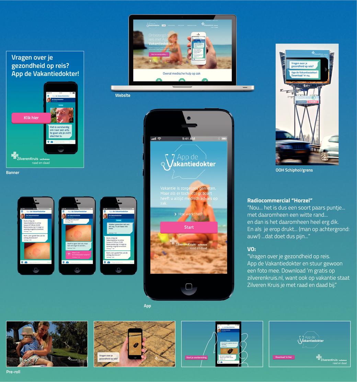 App de Vakantiedokter!