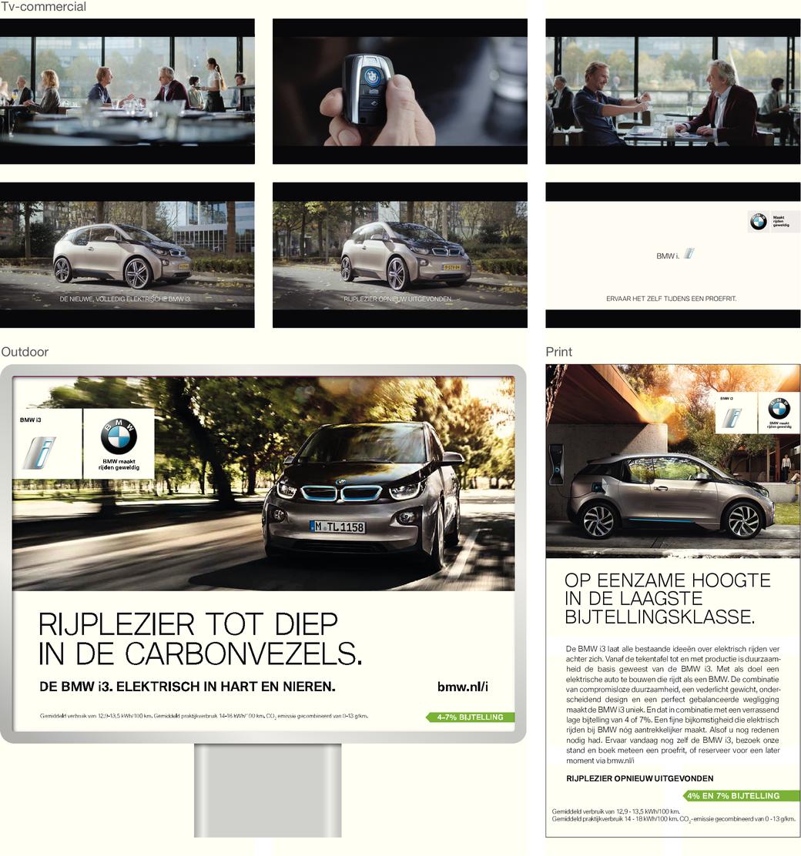 BMW i3 - Rijplezier opnieuw uitgevonden