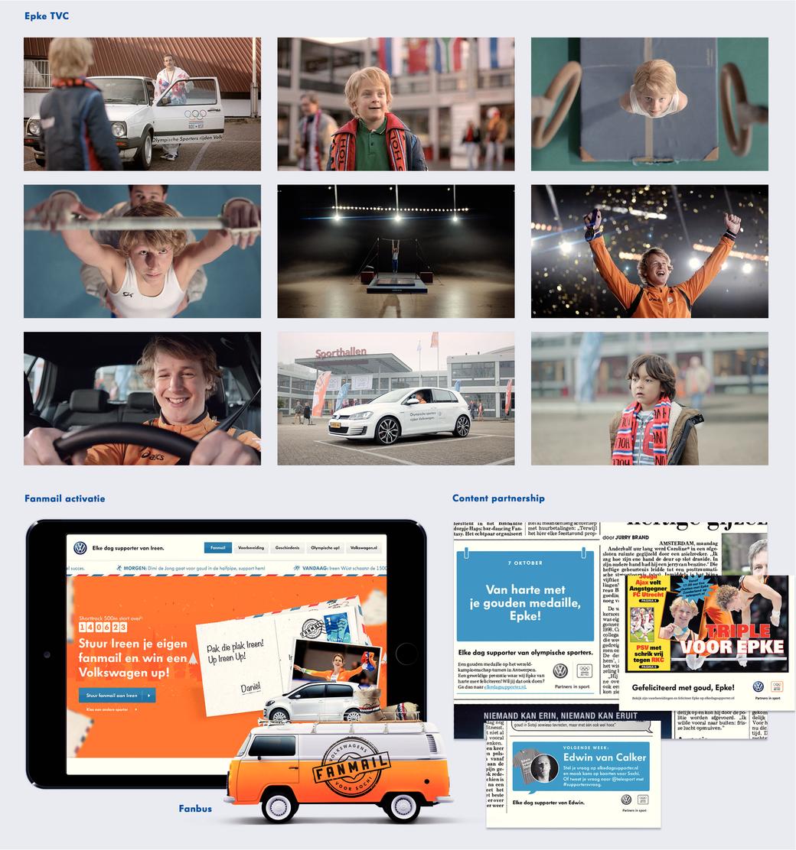 Volkswagen Olympisch Partner