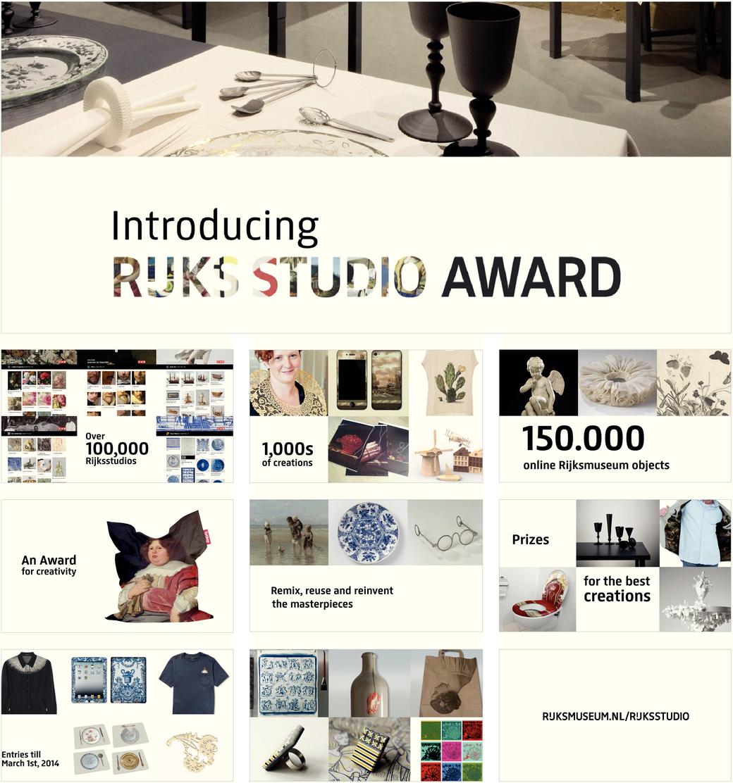 Rijksstudio Award
