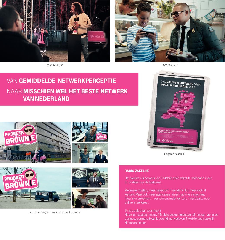 Ons nieuwe 4G-netwerk geeft Nederland meer