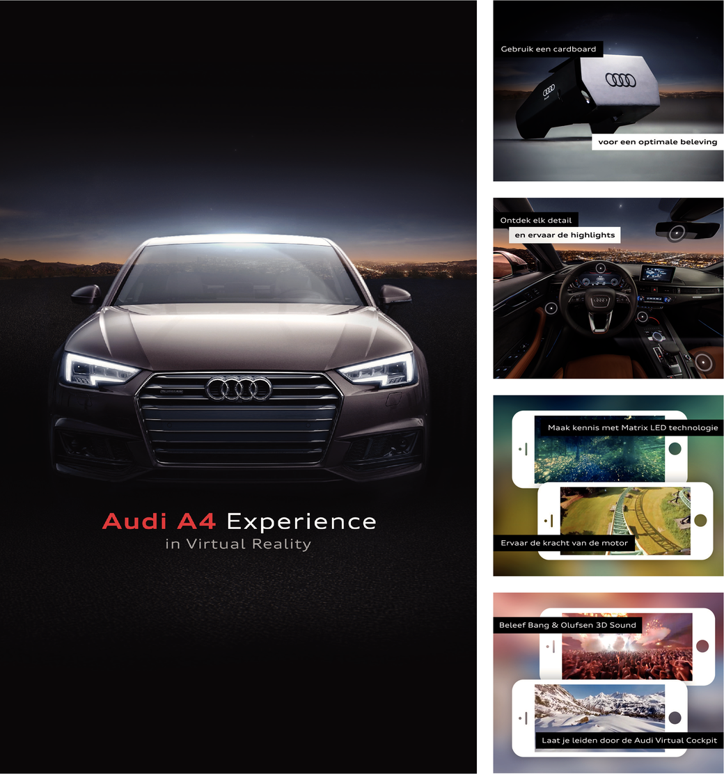 Audi A4 Experience
