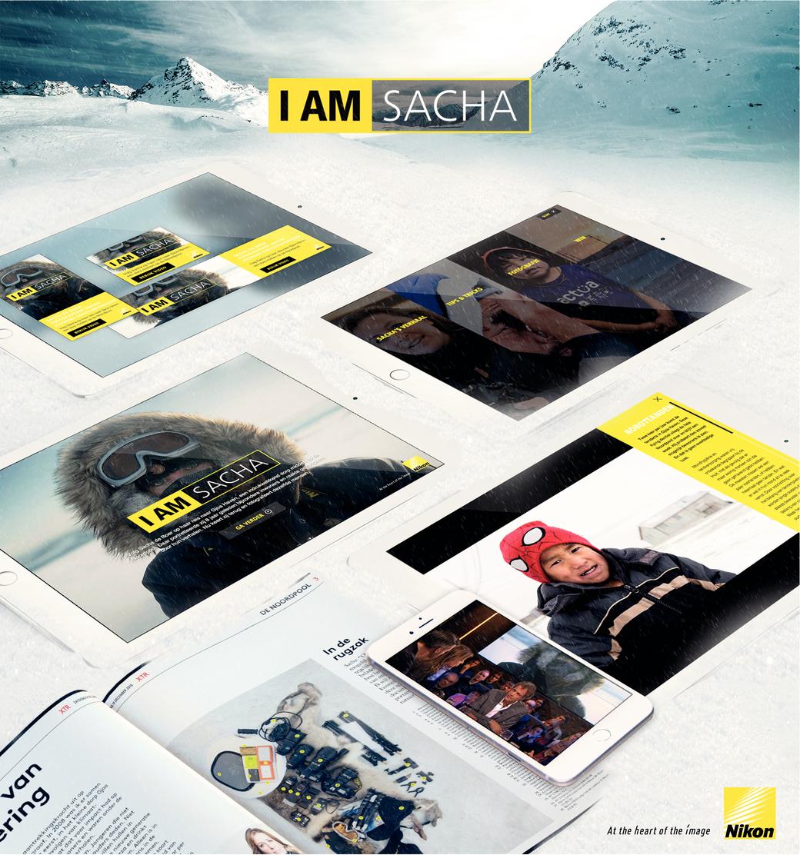 I AM SACHA