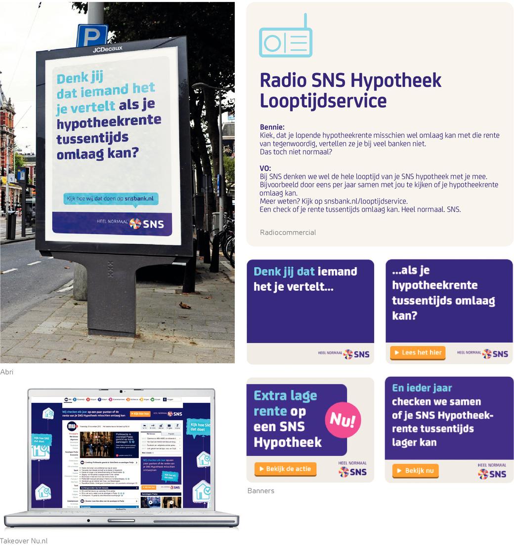 SNS Hypotheek Looptijdservice