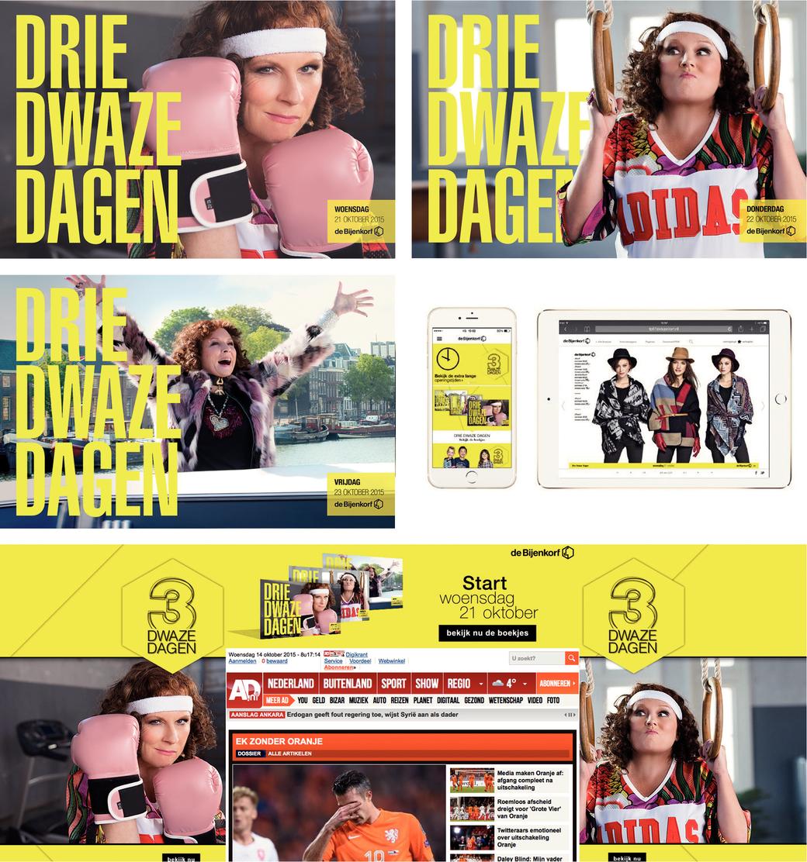 Drie Dwaze Dagen 2015 / Get Ready