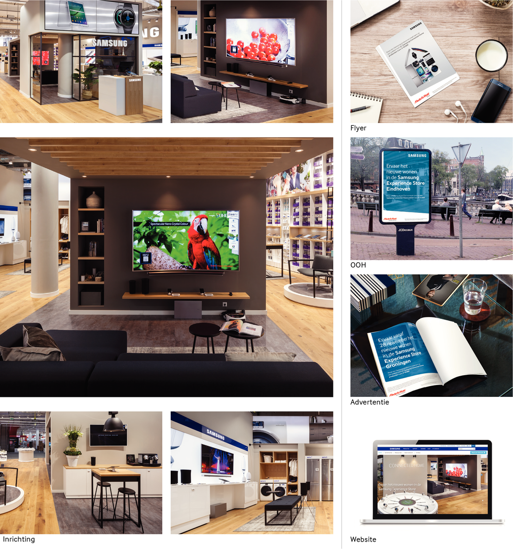 Samsung Experience Store (SES)