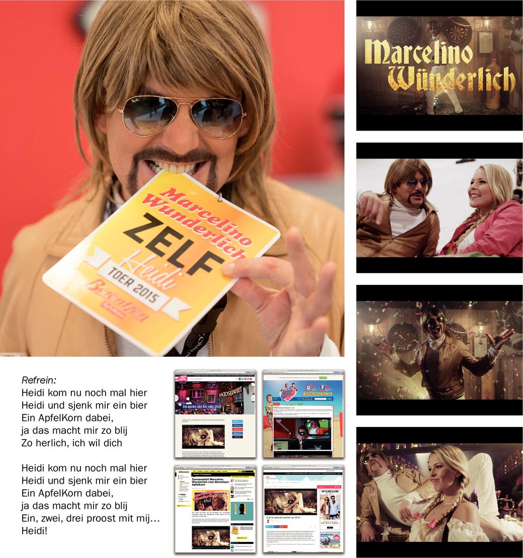 Marcelino Wunderlich: Een ode aan Heidi von ApfelKorn