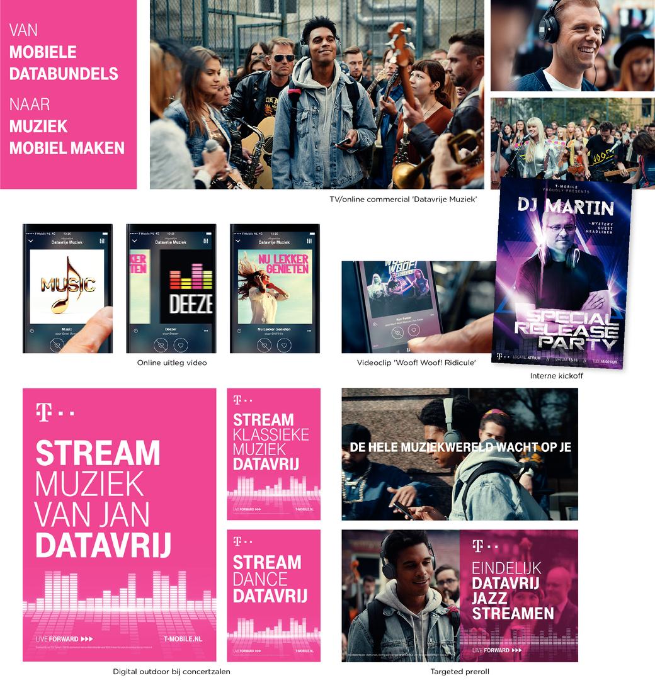 T-Mobile Datavrije Muziek