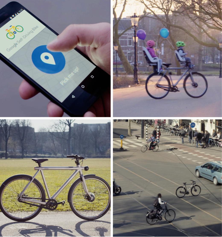 The Self Driving Bike
