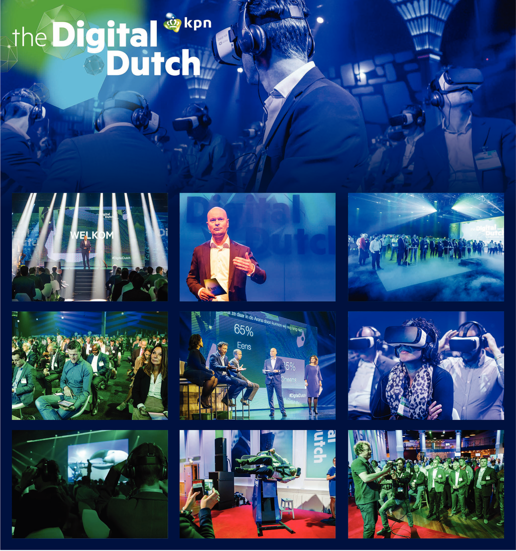 KPN The Digital Dutch 2016