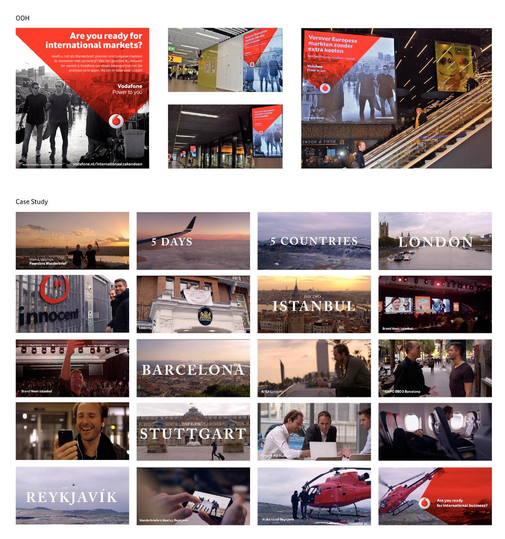 Vodafone Wanderbrief
