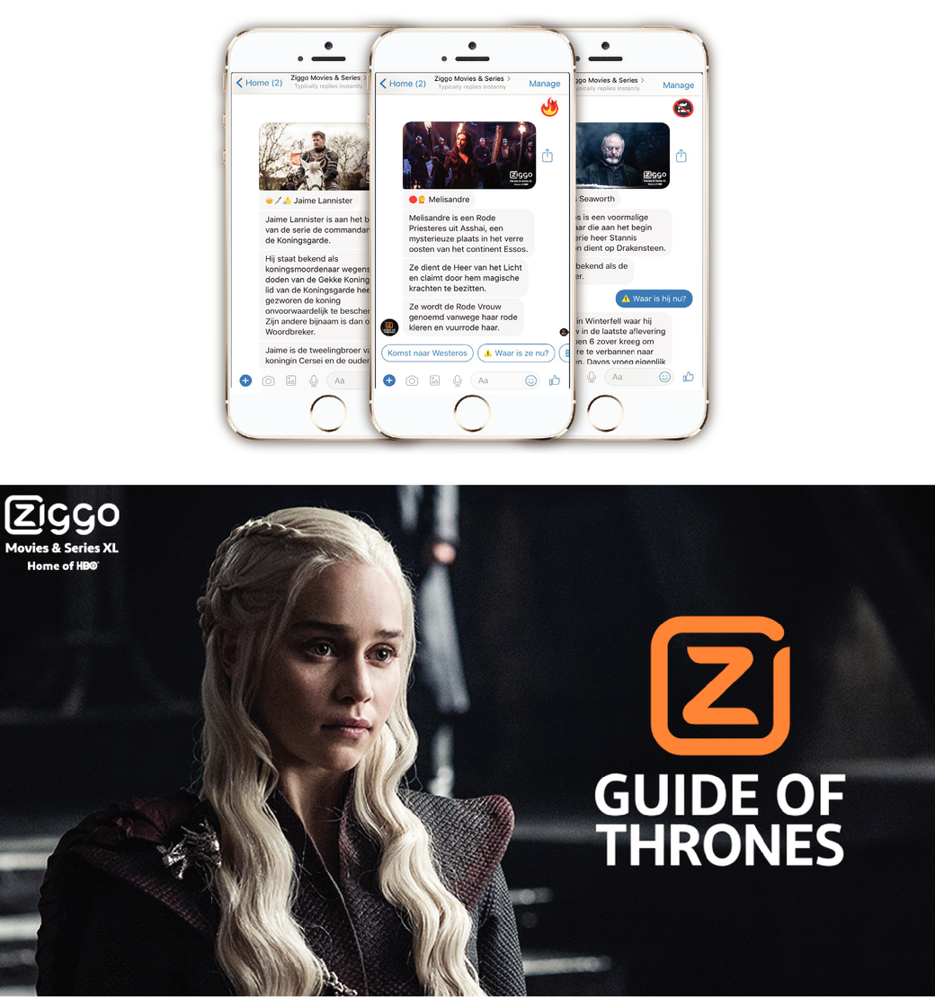 Guide of Thrones, the fastest way to get up to speed with Game of Thrones