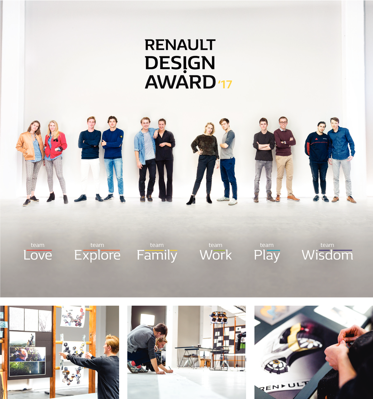 Renault Design Storytelling Brand Campagne 2017