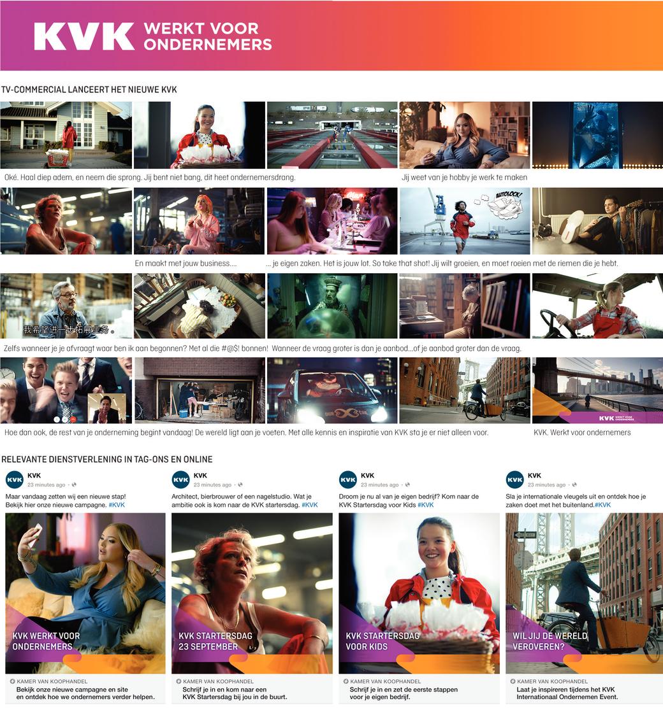 KVK Werkt voor ondernemers