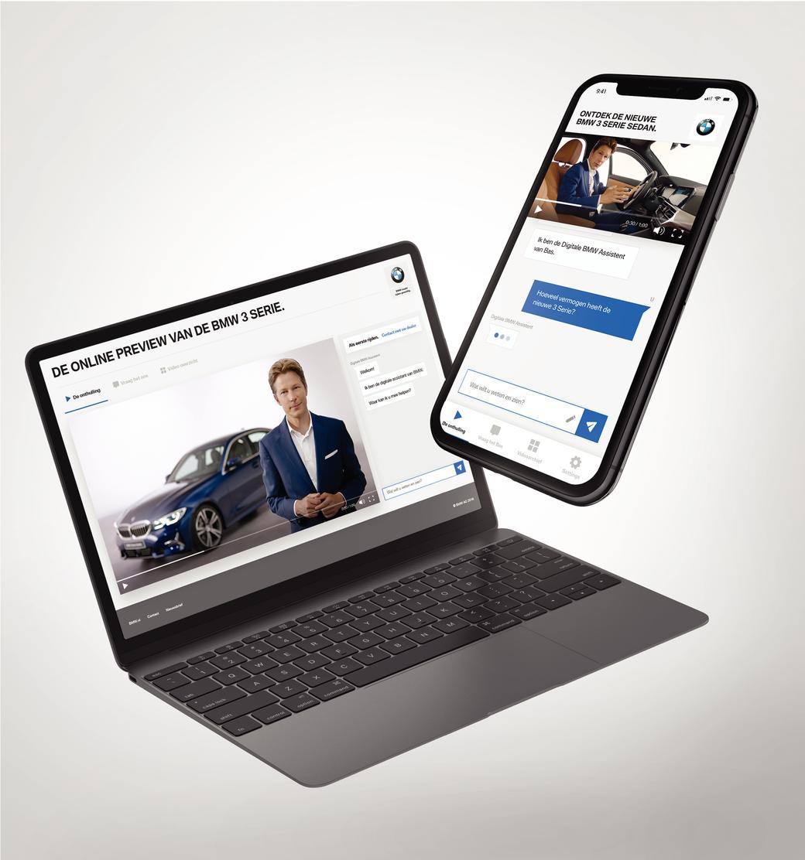 De nieuwe BMW 3 Serie: Interactieve Online Preview