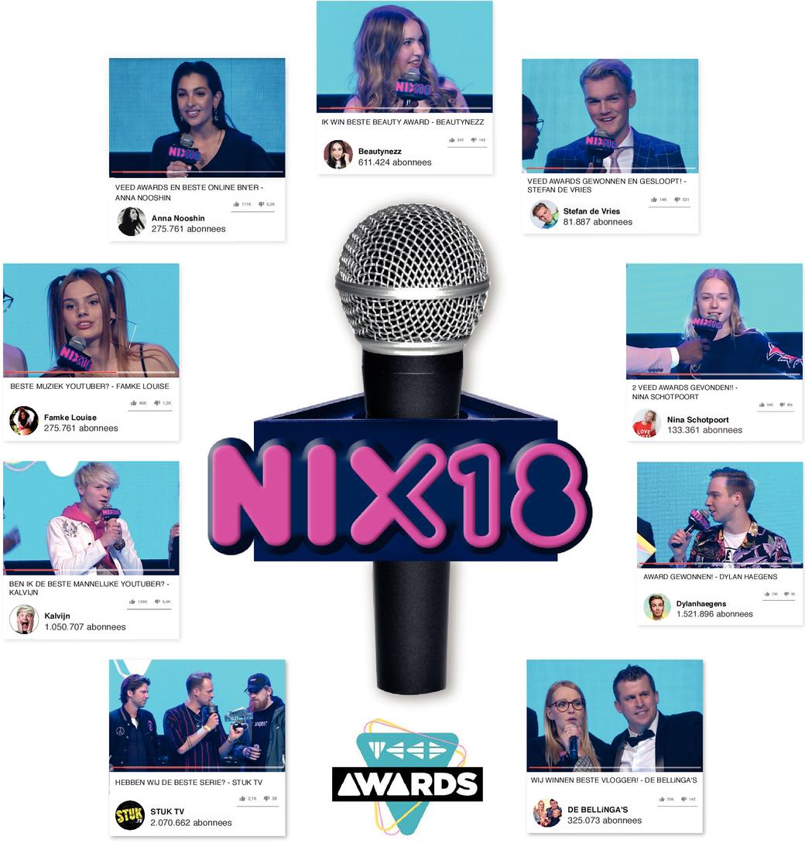 De mic van NIX