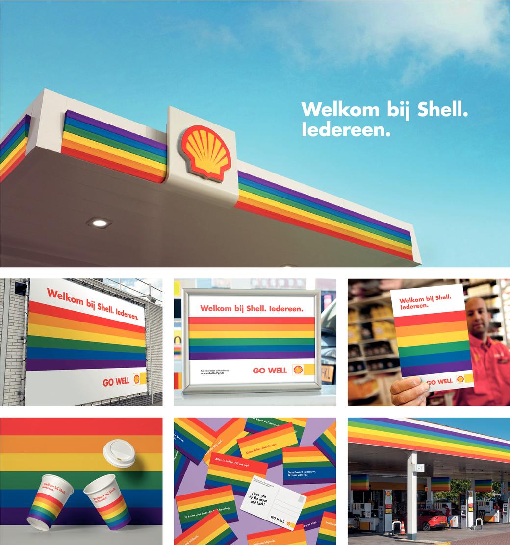 Welkom bij Shell. Iedereen.
