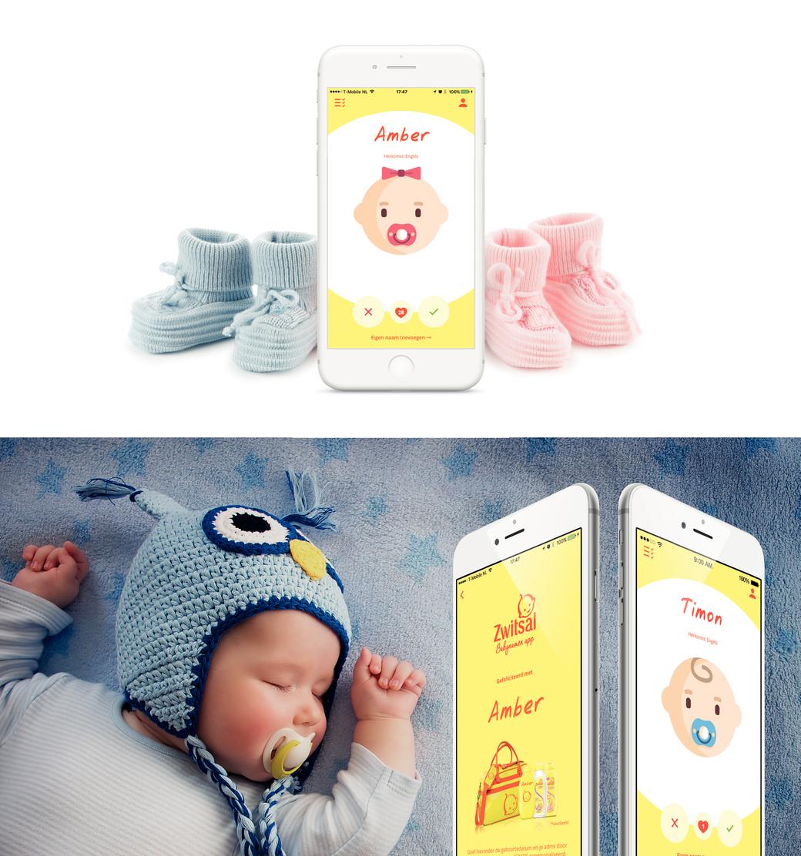 Zwitsal Babynamen App