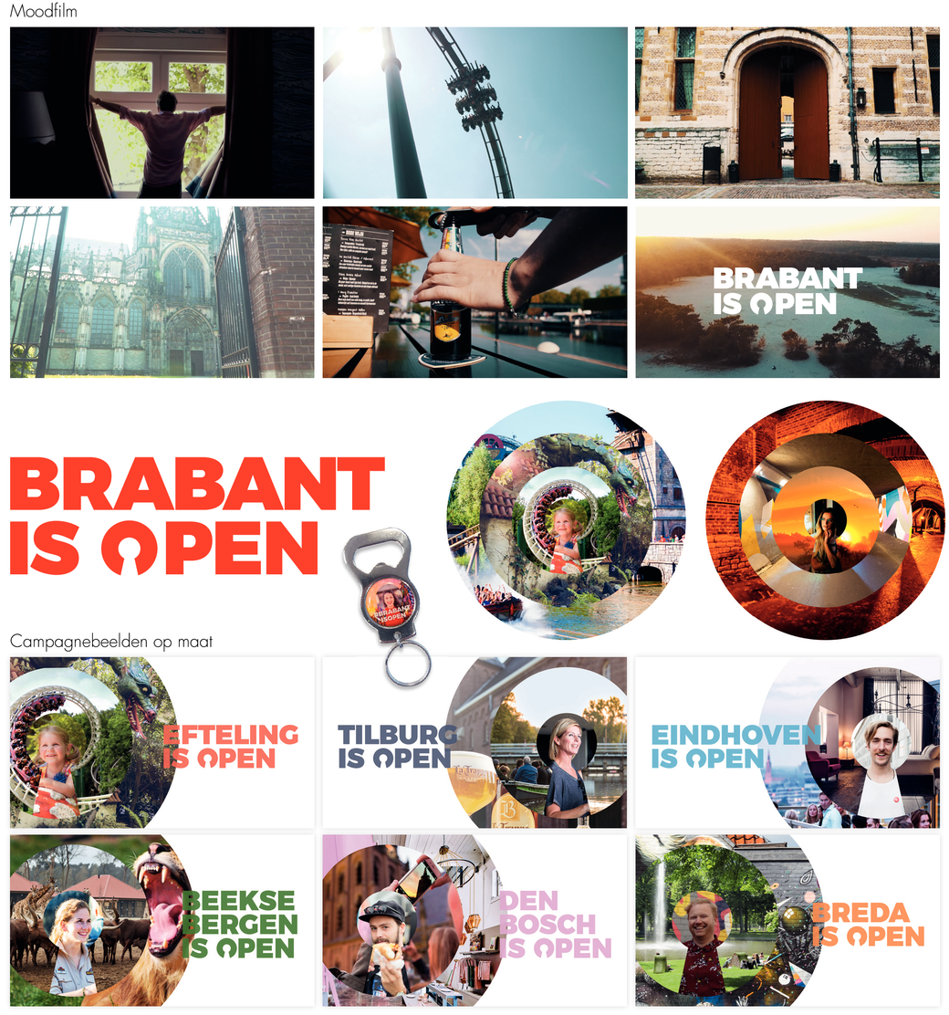 Brabant is Open