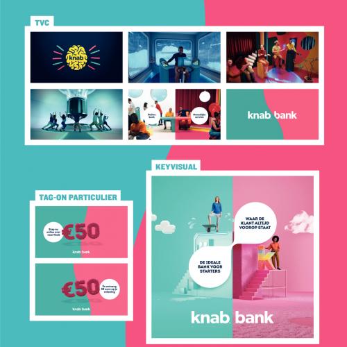 Knab; de online bank, met menselijke service