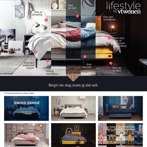 Lifestyle by vtwonen - 360 campagne