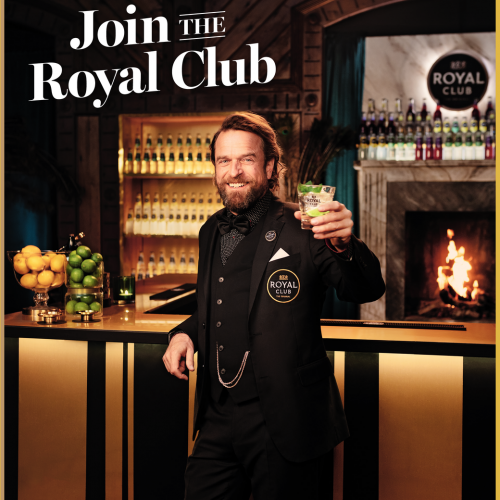 Join the Royal Club