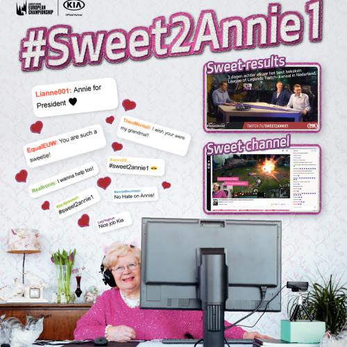 #Sweet2Annie1